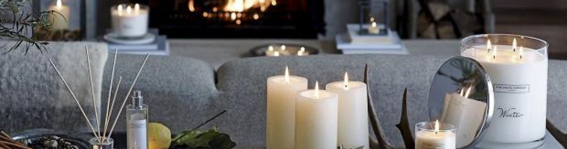 Ideas for using candles in your home